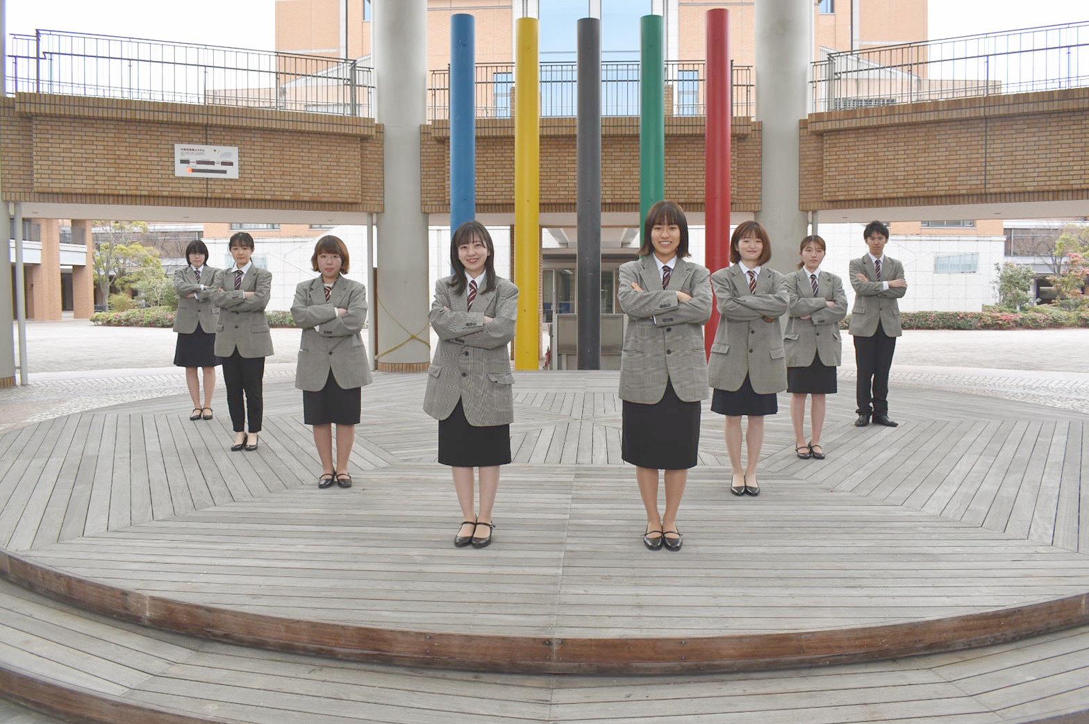 関西外大2021年学生会本部